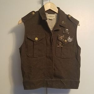 Ralph Lauren Denim & Supply Pin Vest NWT!